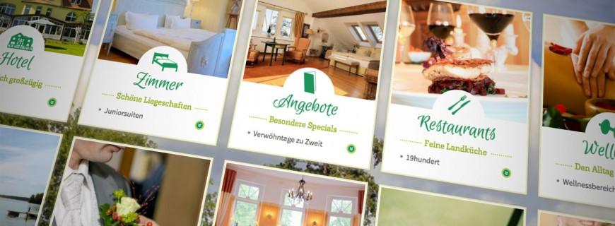 Relaunch Website Landhaus Alte Eichen