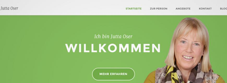 Launch Website für Business Coaching