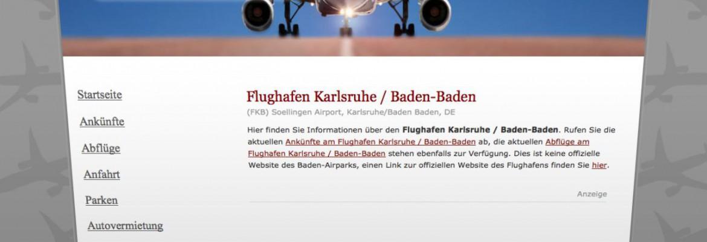 Airport Baden-Baden