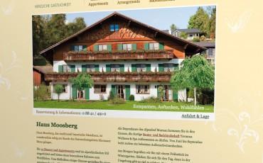 Haus Moosberg