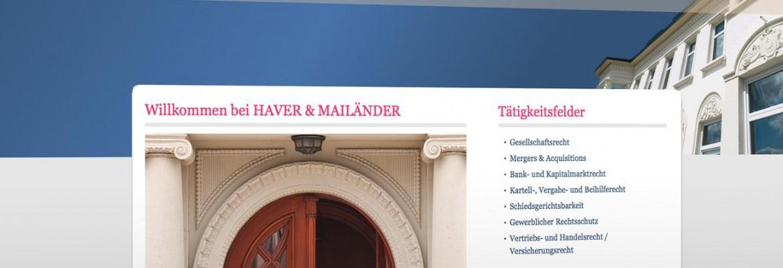 Haver & Mailänder Rechtsanwälte