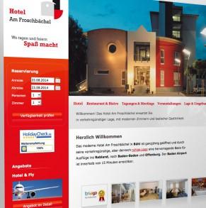 Hotel am Froschbächel