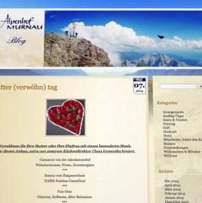 Alpenhof Murnau Blog