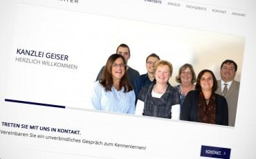 Steuerberatungskanzlei Geiser