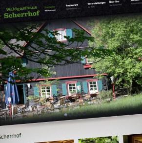 Waldgasthaus Scherrhof