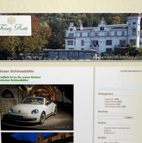 Hotel Freisitz Roith Blog