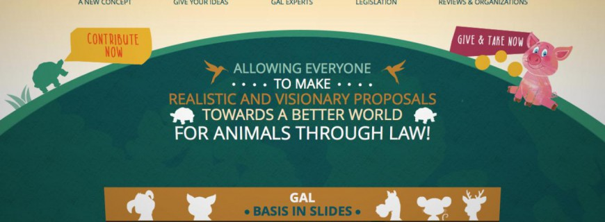 Projektlaunch: Global Animal Law