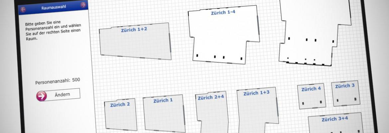 Tagungsplaner Radisson Blu Zürich