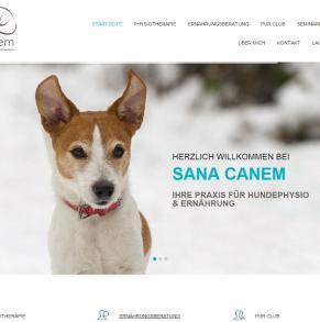 Sana Canem Hundephysiotherapie