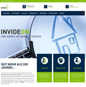 INVIDEON The Spirit of Build & Estate
