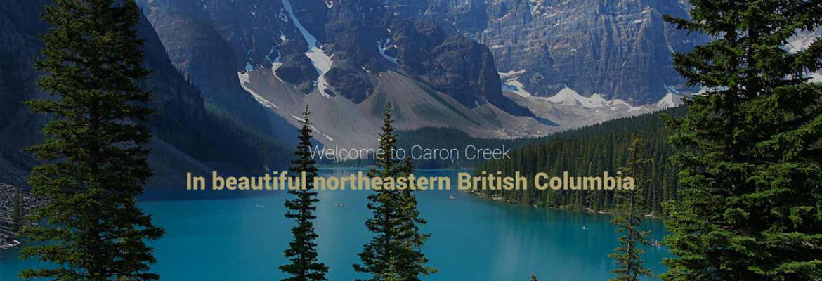 Caron Creek RV Park und Riverview B&B