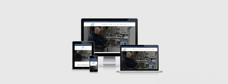 Relaunch des Internetauftrittes der FMB-E GmbH