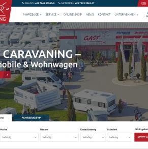 Gast Caravaning
