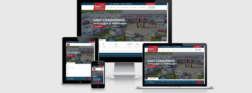 Relaunch für Reisemobil-Anbieter GAST Caravaning