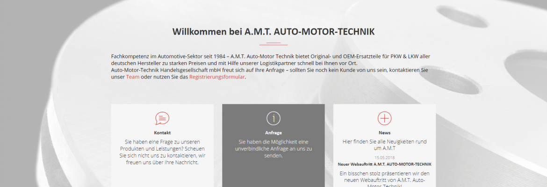 A.M.T. Auto-Motor-Technik Handelsgesellschaft mbH