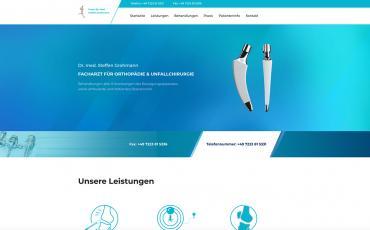 Praxis Dr. Grohmann – Facharzt für Orthopädie und Unfallchirurgie